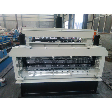 PPGI and GI Double Layer Roll Forming Machine