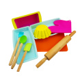 Silicone Cake Mold Baking Tool Cake Decorating Set