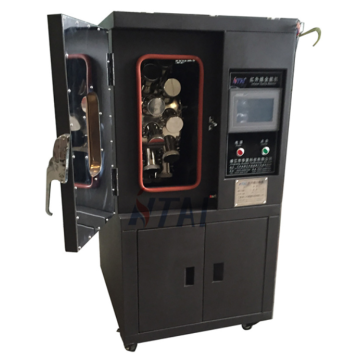 Sample polyester fabric fiber infrared dyeing machine
