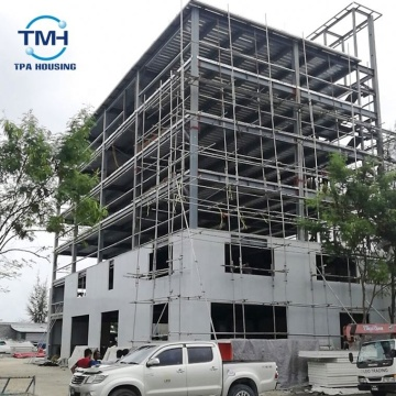 Top Grade Fabricate Steel Workshop Metal Structure