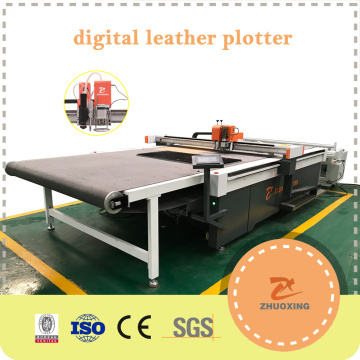 CNC Leather Cut Machine Factory Reasonable Price