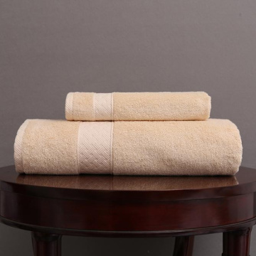 Professionally Customized Dobby Soft Towels 100% Cotton