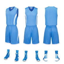 100% polyester comfortable basketball jersey for match