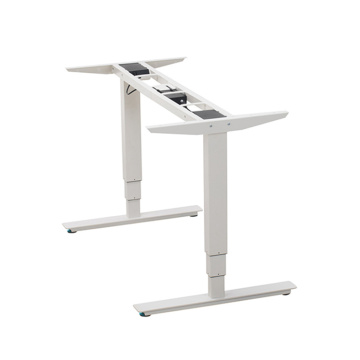 Height Adjustable Electric Riser Desk Frame