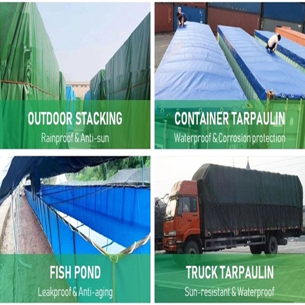 Tarpaulin Material Application