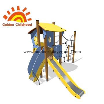 Children's Outdoor Play Equipment Fit For Schools