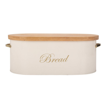 Bread Box Prevent Food From Flies Ants