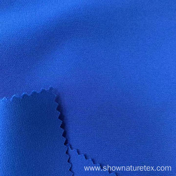 Polyester 4Way Stretch Double Cloth