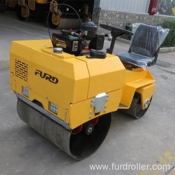 Cheap price road roller compactor self-propelled soil compactor vibratory roller  FYL-855
