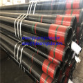 139.7x7.72mm API 5CT N80 thread ends steel pipes
