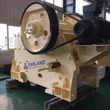 Portable Rock Stone Crusher Jaw Crusher Crushing Plant