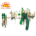 Medium Natural Structure Equipment For Children