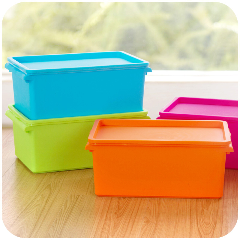 Colorful Stackable Storage Box