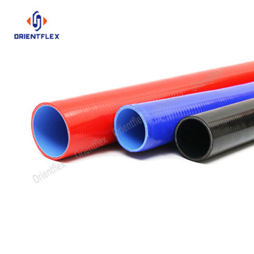Reinforcement abrasion resistant straight silicone meter