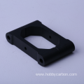 custom cnc machining aluminum anodizing clamp