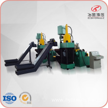 Vertical Hydraulic Al Briquette Briquetting Press Machine