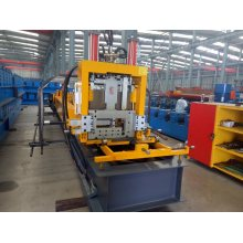 Cee purlin steel roll forming machine