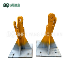 Tower Crane Spare Parts Fixing Angle