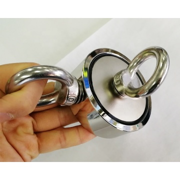 75mm Neodymium  Underwater Retrieval  fishing Magnet