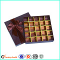 New 2017 Chocolate Packaging Texture Boxes Supplies