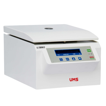 U.THM12 Tabletop High Speed Hematocrit Centrifuge