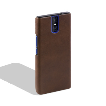 Fashion Plain Cover For Oukitel K3 Luxury Leather Case For Oukitel K3 Back Cover Shockproof Cases Soft Silicone Shell