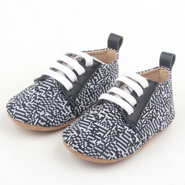 Wholesale Knitted Upper Children Casual Shoes