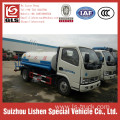 Water Sprinkler Trucks For Sale 5T Water Tank