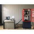 WAW-600B tensile test procedure for steel