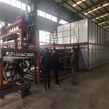 Enegry Efficiency Drying Veneer Machine