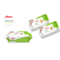 Baby Mouth Wet Wipes Alcohol Free Nonwoven
