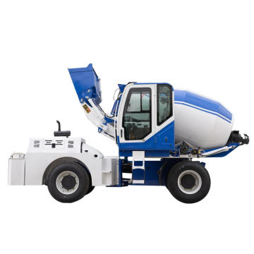 1.8L Used Portable Small Concrete Mixer Truck for Sale