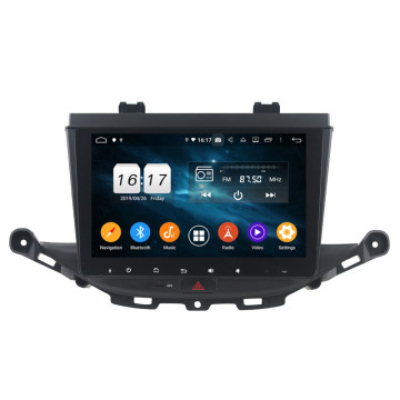 2 din car audio for ASTRA K 2017