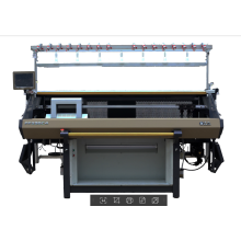 3 system Computerized Vamp Knitting Machine For Shoes