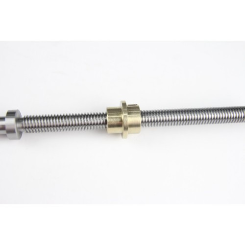 ACME 7/16-8 stainless steel 10mm leadscrew