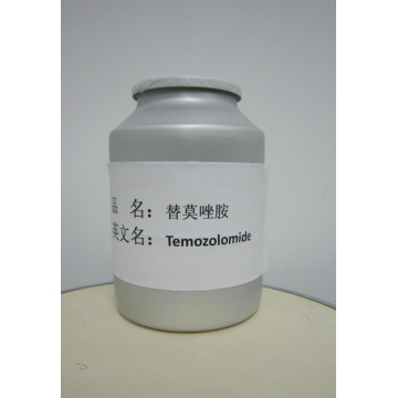 Anti Cancer Temozolomide 85622-93-1  Anticancer Drug Temozolomidum