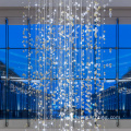 Banquet lobby bubble shape chandelier