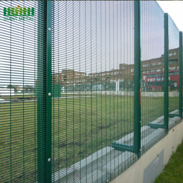 Anti Climb PVC Coated 358 High Security Fence