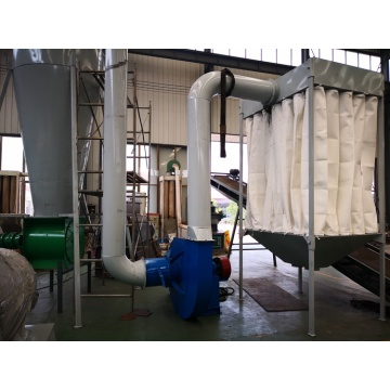 High Efficiency Olive Slag Pellet Making Machine
