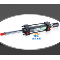 middle trunnion type light hydraulic cylinder