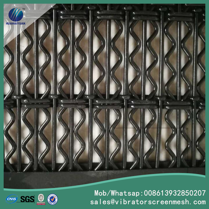 Self Cleaning Screens