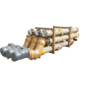 Cement stationary ready mixed screw type conveyor