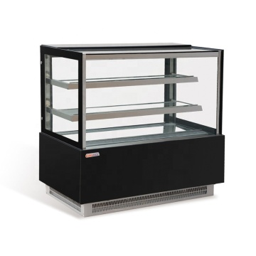 supermarket sliding glass ice cream freezer showcase