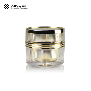 30 g  Plaid Cosmetic Cream Jar