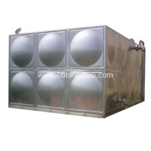 Welding SS304 Stainless Steel Water Tank For Drinking Water