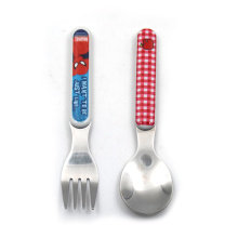 High Quality Stainless Steel Cutlery Baby Spoon Fork