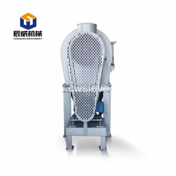 high capacity centrifugal sifter for small particles