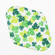1PC Washable Reusable Feminine Hygiene Menstrual Pads Bamboo Inner Breathable Waterproof Cartoon Women Menstrual Long Soft Pad
