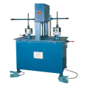 Manual polishing machine for metal surface processing