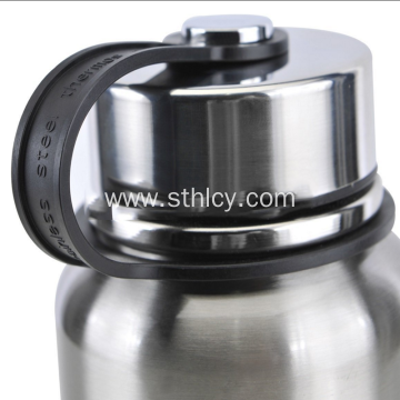 Stainless Steel Wide Mouth Bottle Lid Outdoor